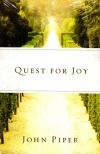 Tract - Quest for Joy - John Piper (pk 25)
